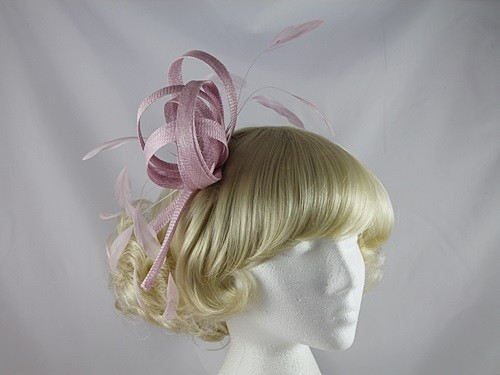 Pink Events Headpiece