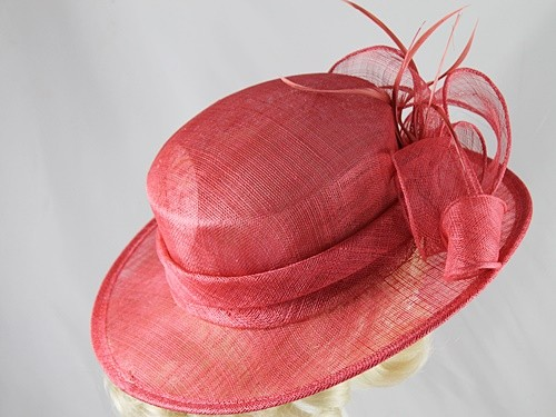 Hawkins Collection Loops and Biots Wedding Hat