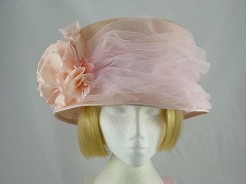 Peter Bettley Jilly Wedding hat