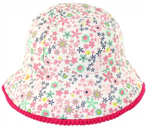 SSP Hats Flower Cotton Sun Hat