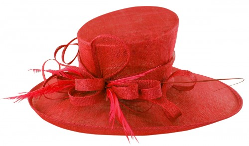 Max and Ellie Events Hat in Poppy
