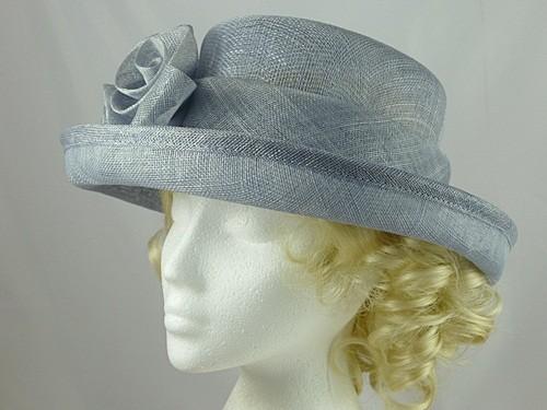 Wedding Hats 4U - Powder Blue Wedding Hat bac8574daa5