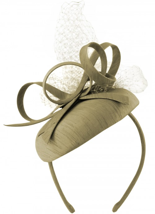 Failsworth Millinery Silk Pillbox