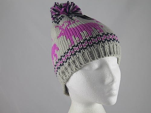 Hawkins Reindeer Beanie Ski Hat