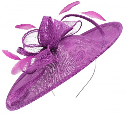 Max and Ellie Occasion Disc in Purple