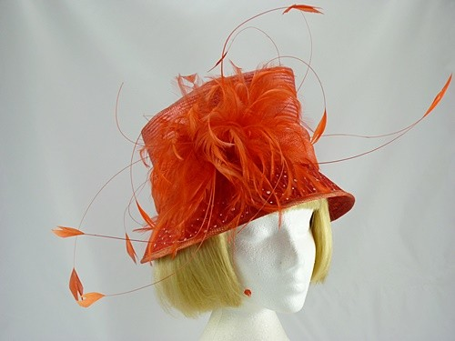 Ascot Hats 4U - Gwyther Snoxells Jane Wedding hat in Red 925fd22348a7