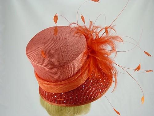 Gwyther Snoxells Jane Wedding hat