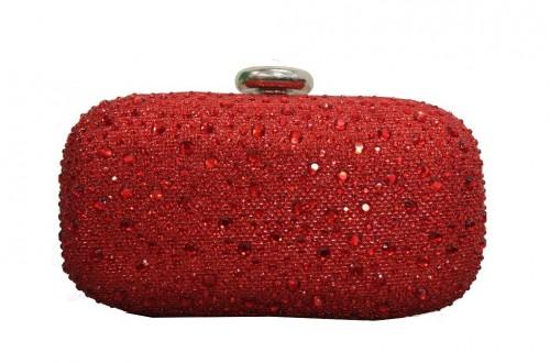 Papaya Fashion Evening Box Bag