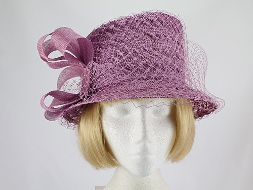 Right Impression Lilac Formal Hat