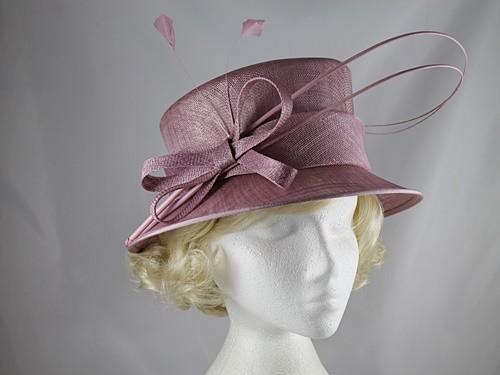 Failsworth Millinery Bow Wedding Hat