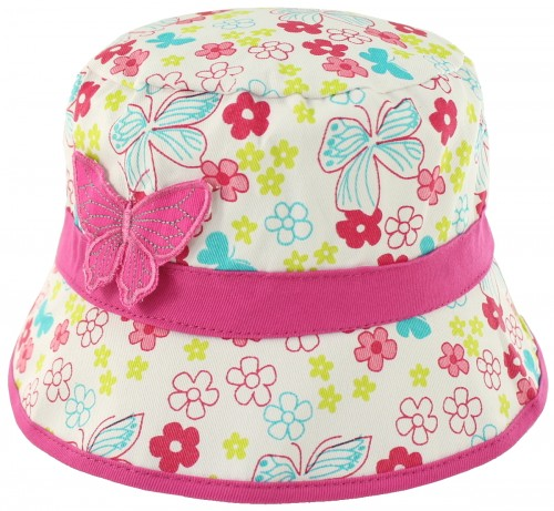 SSP Hats Butterfly Cotton Sun Hat