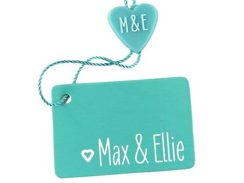 Max and Ellie Flower Fascinator