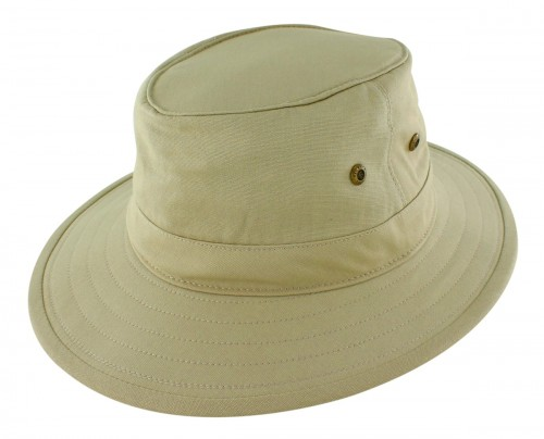 bb8922b5 Wedding Hats 4U - Failsworth Millinery Traveller Cotton Hat in Stone ...
