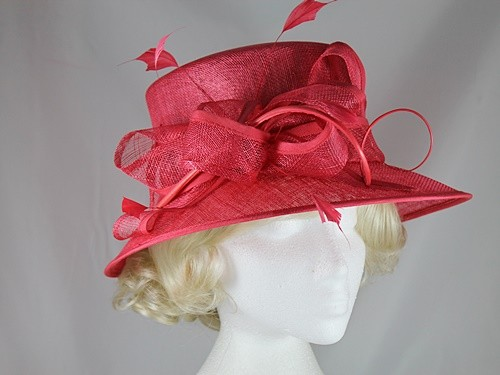 Hawkins Collection Wedding Hat