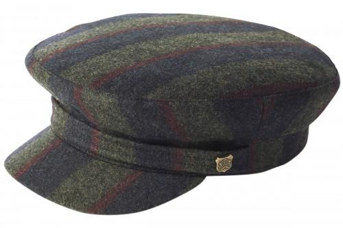 Failsworth Millinery Camden Wool Cap