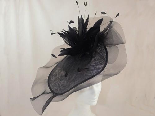 Suzie Mahony Designs Black Kate Hatinator