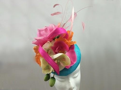 Suzie Mahony Designs Turquoise Blossom