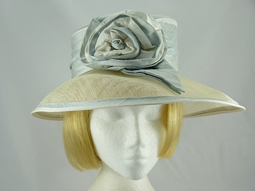 Walter Wright Sian Wedding hat
