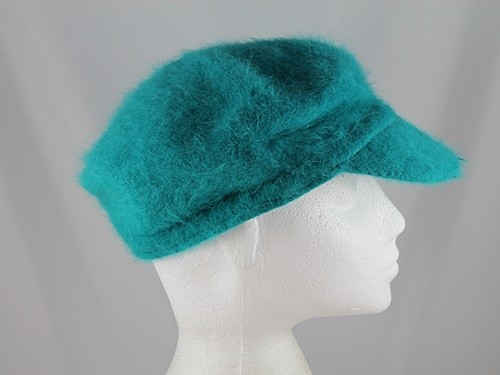 Whiteley Angora Cap
