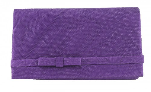 Max and Ellie Large Occasion Bag in Violet