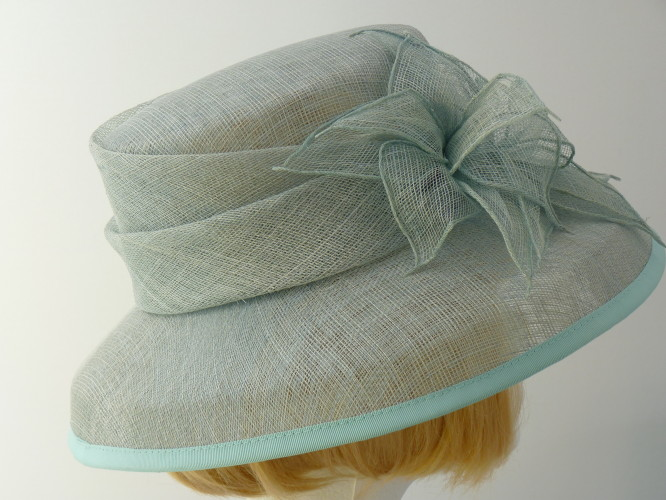 Wedding Hats 4U - Wedding hat PaleMint Green in Green bba397bc725