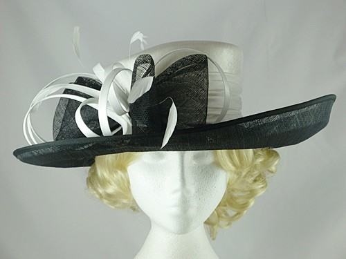 Failsworth Millinery Shimmer Wedding / Events Hat