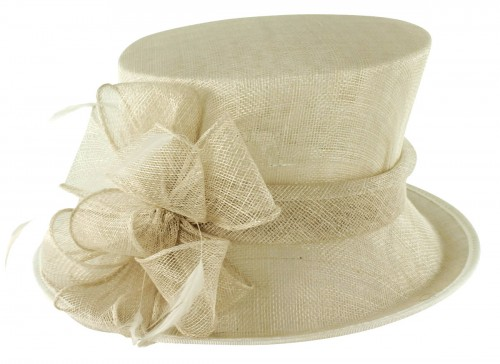 Failsworth Millinery Wedding Hat in White
