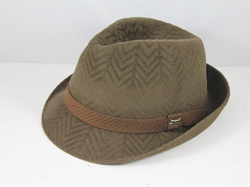 Whiteley Brown Fashion Hat