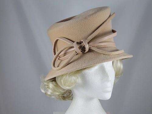 Whiteley Camel Winter Hat