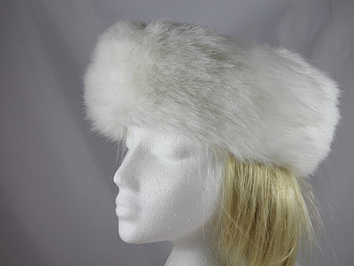 Whiteley Nappa Faux Fur Hat