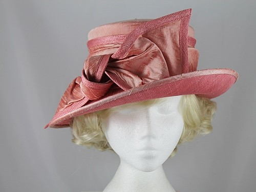 Whiteley Pink Events Hat