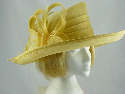 Anna Wedding Hat
