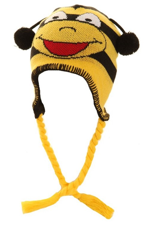Jiglz Animal Peru Hat