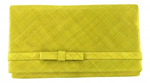 Max and Ellie Large Occasion Bag in Yellow