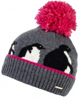 Alice Hannah Mallory Penguin Beanie Bobble Hat