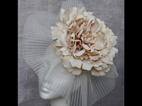 Couture by Beth Hirst Large Crin Flower