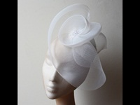 Couture by Beth Hirst Crystal Crin Percher