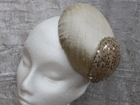 Couture by Beth Hirst Sequin Button 