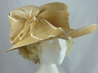 Beige Events Hat