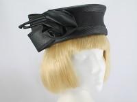 Bermona Black Formal Hat