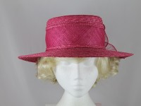 Betmar New York Pink Occasion Hat