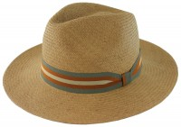Failsworth Millinery Fedora Panama Hat
