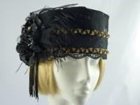 Brenna Retro Occasion Hat