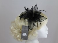 Failsworth Millinery Organza Petals Fascinator