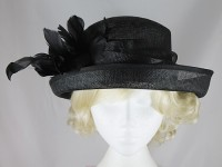 Hawkins Collection Upbrim Wedding Hat