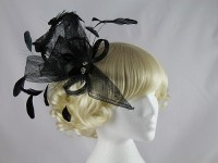 Black Headpiece