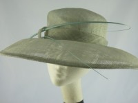 Ascot hat Pale Turquise