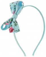 Daisy Daisy Aliceband Floral Bow