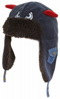 Jiglz Character Trapper Hat