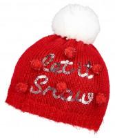 Boardman Let it Snow Beanie Hat